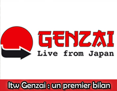Interview Genzai Japanime