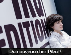 Interview éditeur : Pika