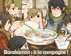 Critique Barakamon