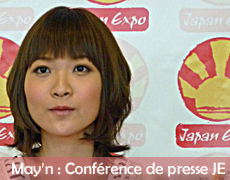 Conférence May'n JE 2011