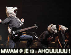 Man With A Mission @ JE 13