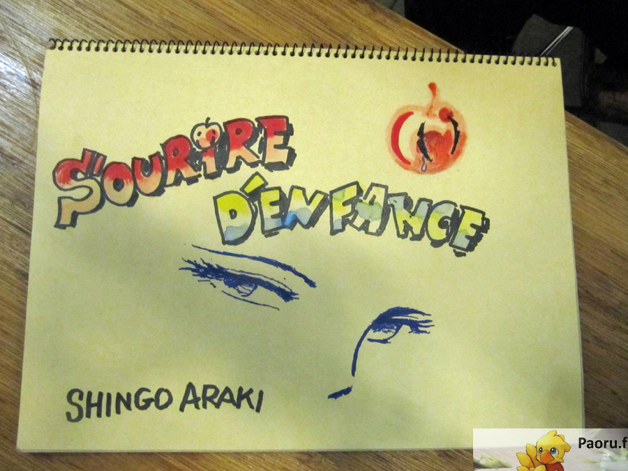 Sourire d'enfance - Shingo Araki