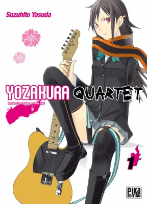 YOSAKURA QUARTET Tome 1