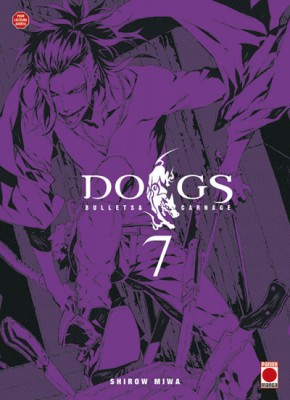 dogs-bullets-and-carnage-manga-volume-7