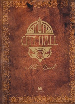 Note Book City Hall