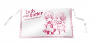 TABLIER Lady and Butler