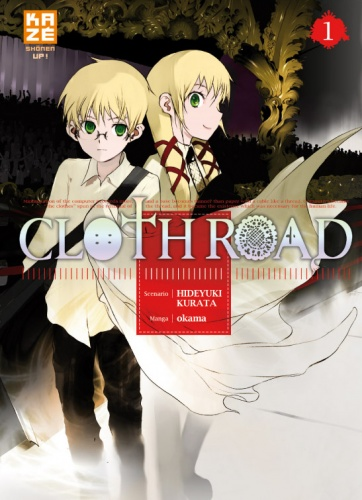 CLOTH ROAD volume 1