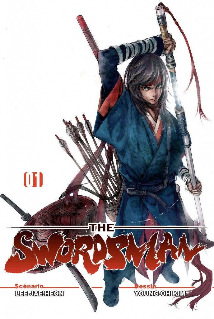 The Swordsman tome 1