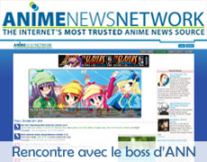 Christopher Macdonald : rencontre avec le PDG d'Anime News Network