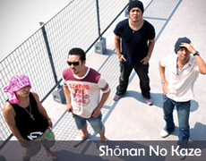 One week One Band #4 : Shōnan no Kaze