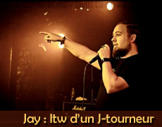 Interview Jay, J-tourneur