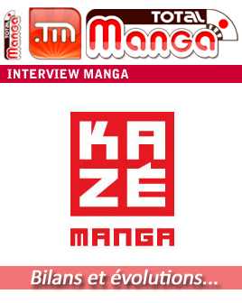 Interview Kazé
