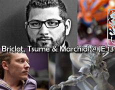 Interview Tsume - Briclot