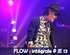 FLOW @ JE 13 : Interview, conférence & Live Report