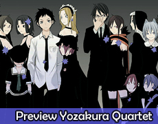 Preview Yozakura Quartet