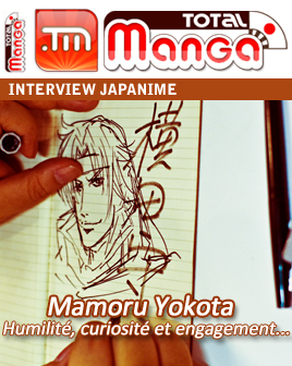 Interview Yokota Mamoru