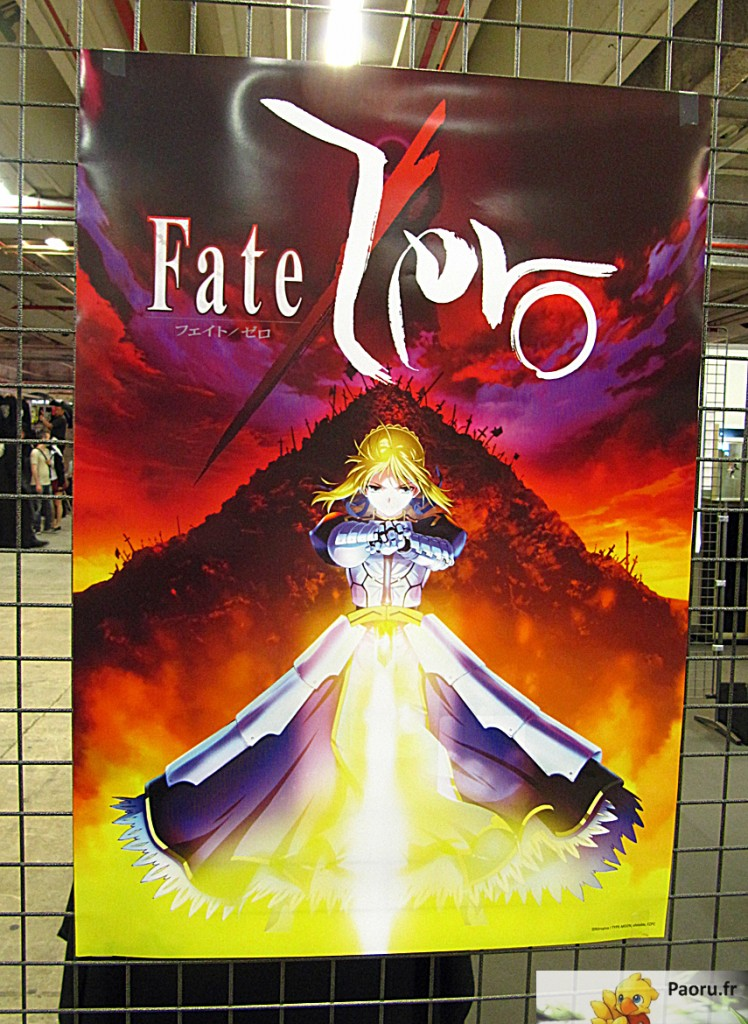 Fate Zero, la star du stand Good Smile Company