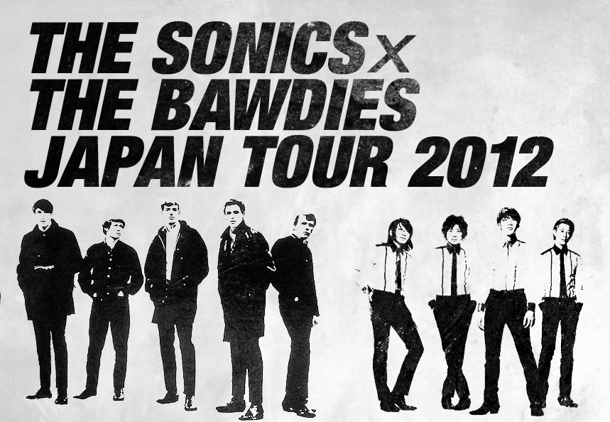 Sonics X The Bawdies