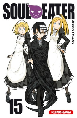 Soul Eater tome 15