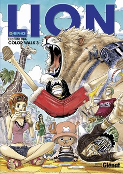 One Piece Color Walk 3 ~LION~
