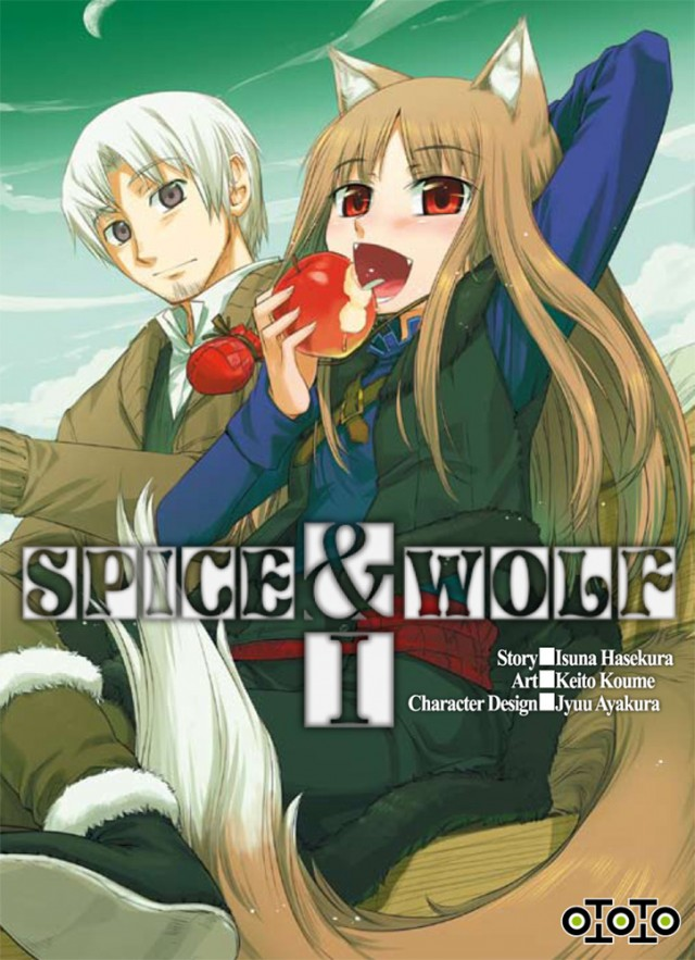 spice-and-wolf