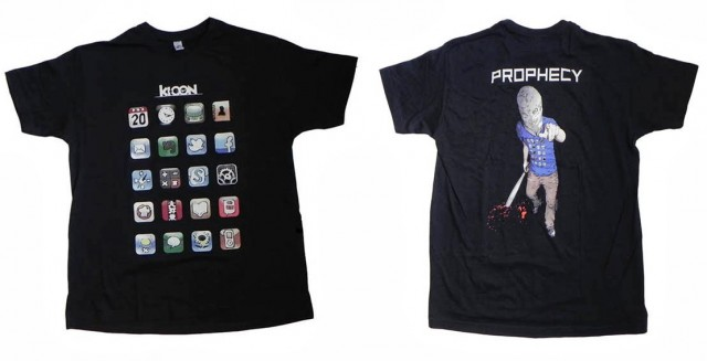 T-shirt-Ki-oon Prophecy