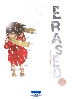 Erased tome 1