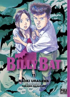 Billy Bat tome 11