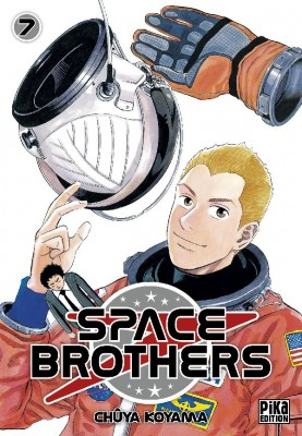 Space Brothers tome 7