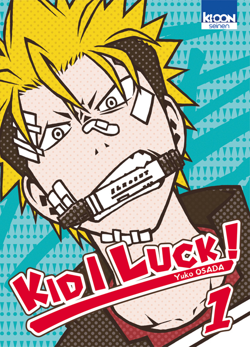 Kid I Luck tome 1