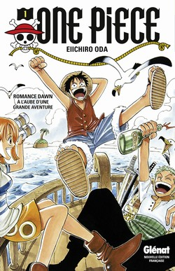 One Piece Tome 1 Glénat