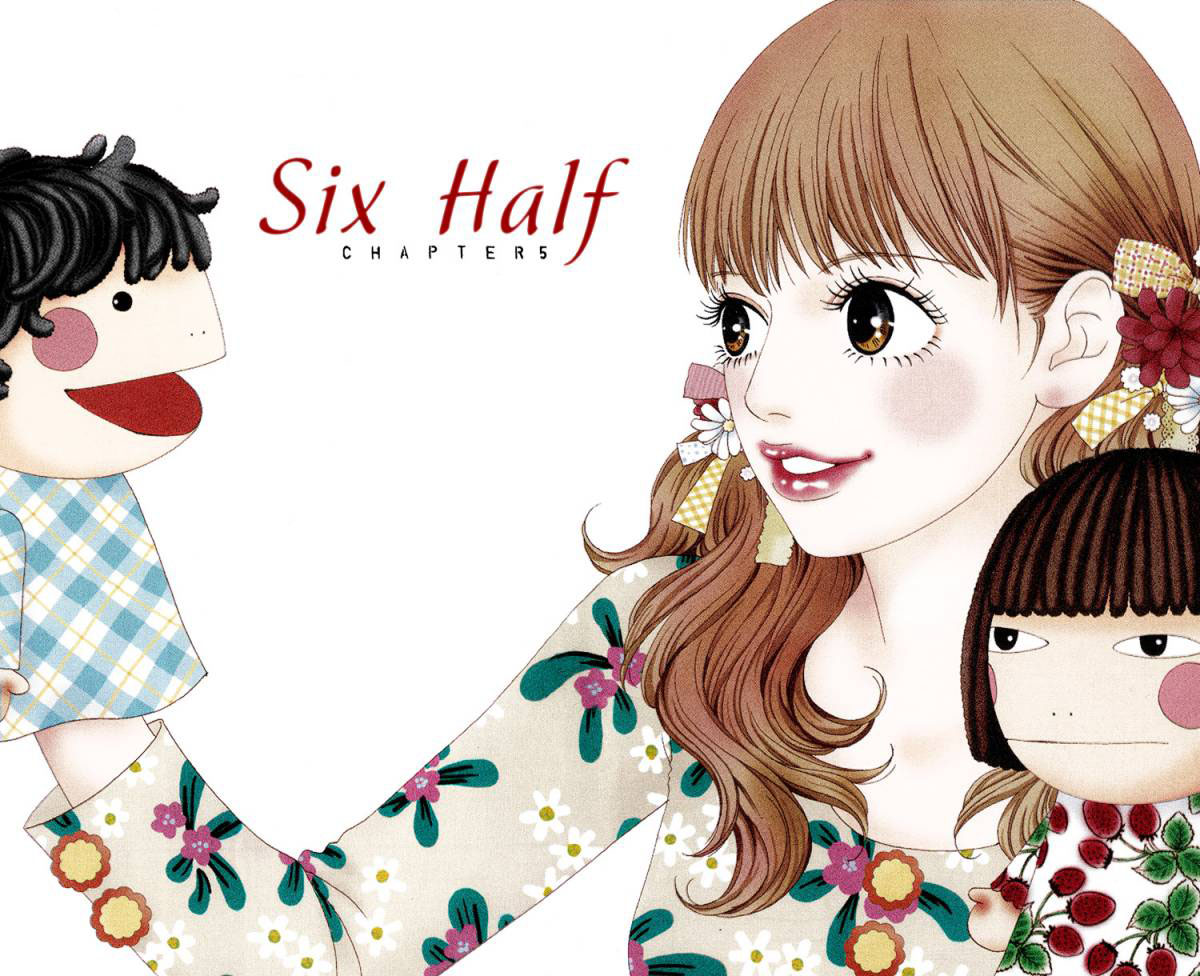 six half personnages