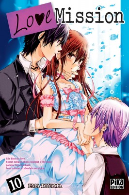 Love Mission tome 10