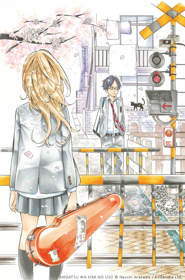Your Lie in April 4