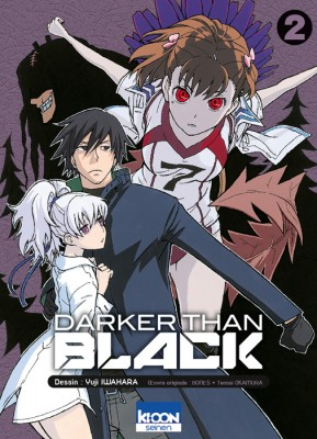 Darker Than Black 2