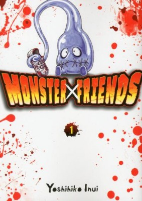Monster X friends