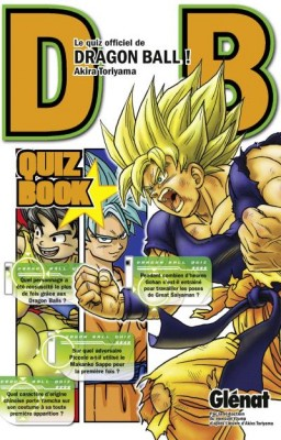 Quiz book Dragon Ball