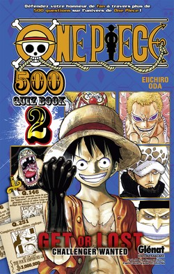 Quiz book One Piece 2